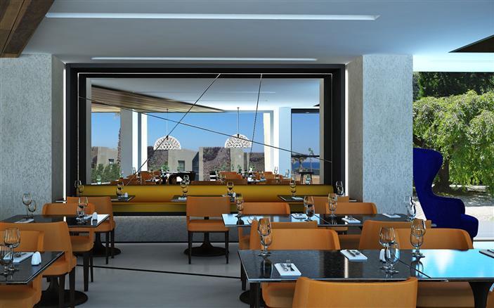 Swissotel Resort, Bodrum Beach-Culina