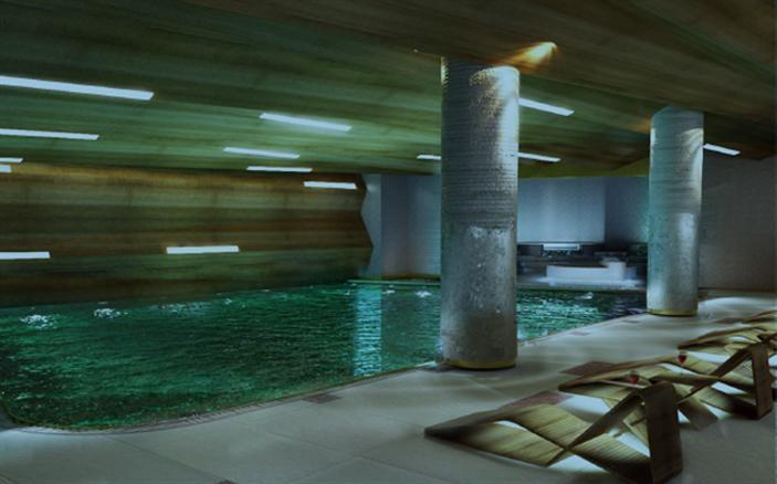 Swissotel Resort, Bodrum Beach-Indoor Pool