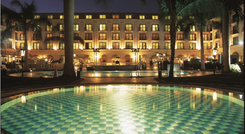 Concorde El Salam Hotel - Cairo - Facade.jpg