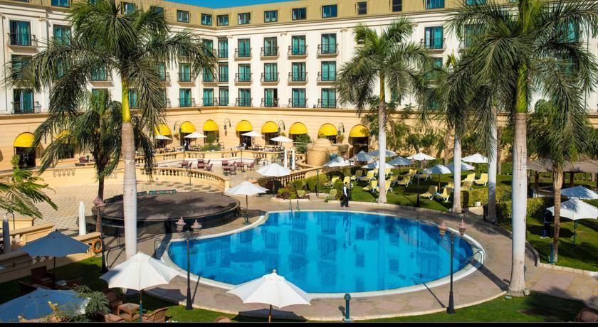 Concorde El Salam Hotel - Cairo - Pool.jpg