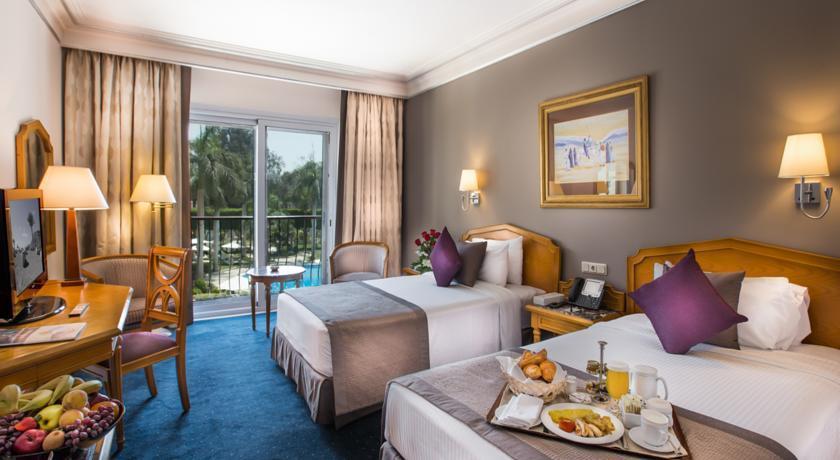 Concorde El Salam Hotel - Cairo - Room.jpg