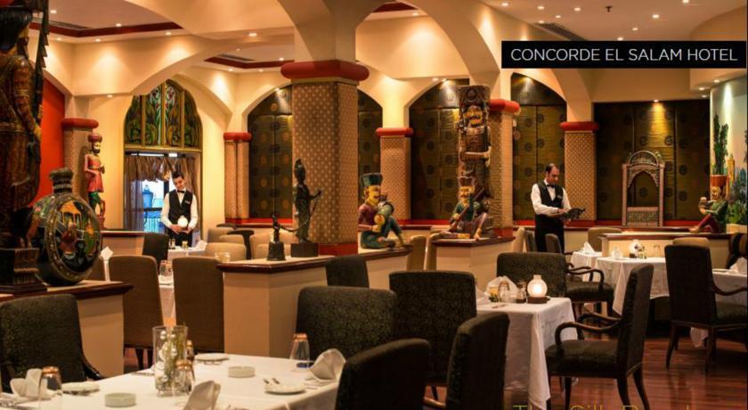 Concorde El Salam Hotel - Cairo -Restaurant 1.jpg