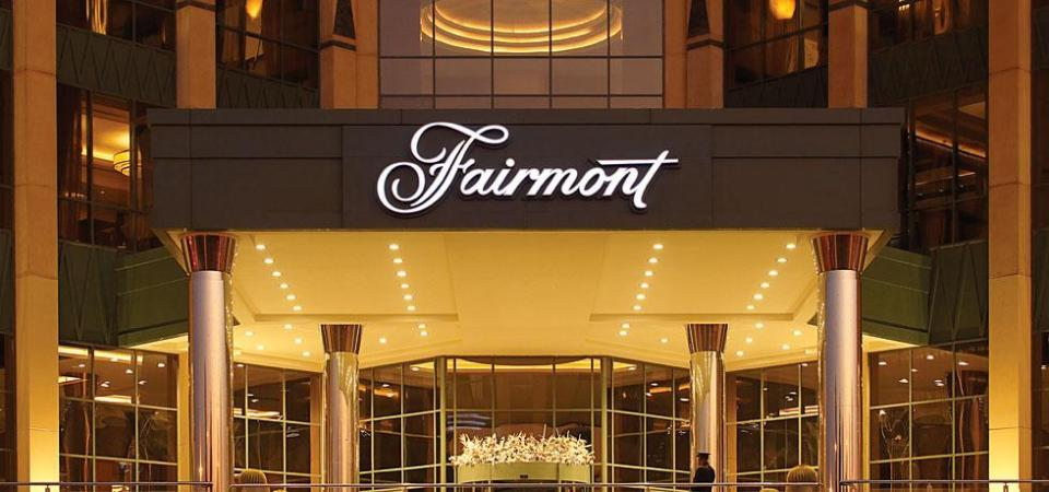 Fairmont Nile City - Cairo - Entrance.jpg