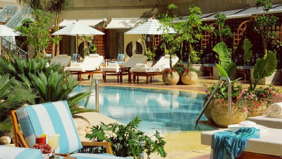 Four Seasons Nile City -Cairo - Pool.jpeg