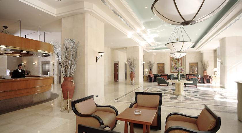Intercontinental City Stras - Cairo - Reception & Lobby .jpg