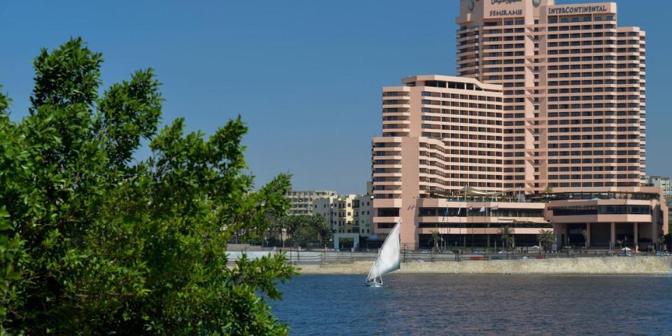 Intercontinental Semiramis - Cairo - Facade.jpg