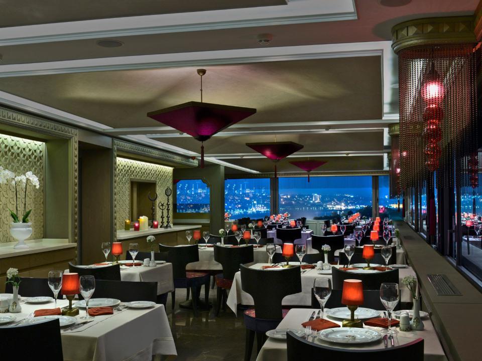 Olimpiyat Hotel - Istanbul - Restaurant (3).jpg