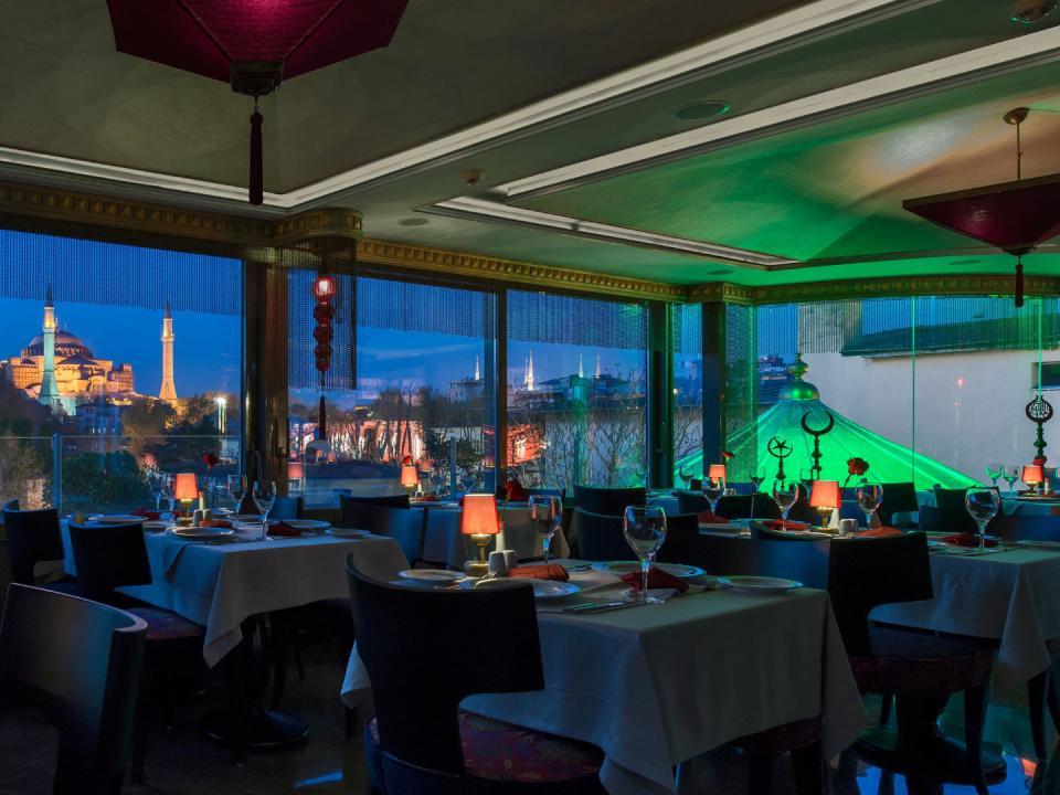 Olimpiyat Hotel - Istanbul - Restaurant (4).jpg
