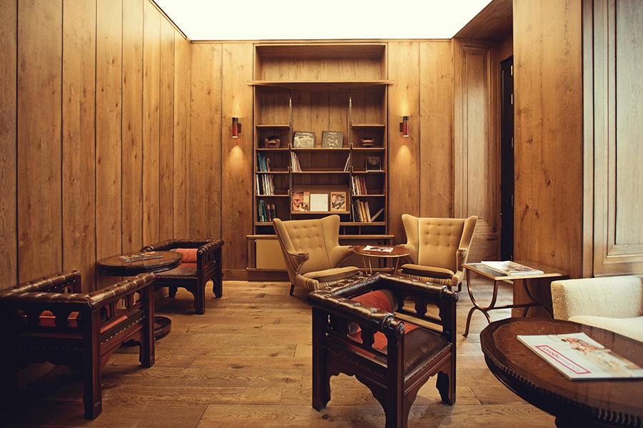 Palazzo Donizetti Hotel - Istanbul - Lobby.jpg