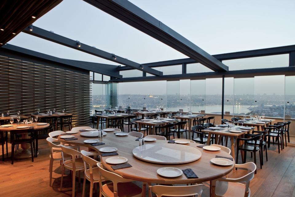 Palazzo Donizetti Hotel - Istanbul - Resaturant.jpg