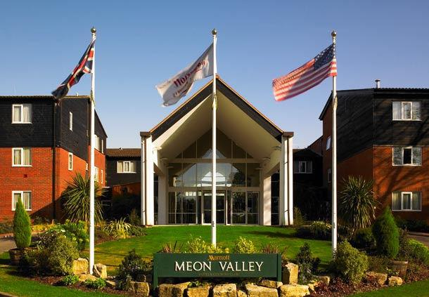 Meon Valley Marriott Hotel.