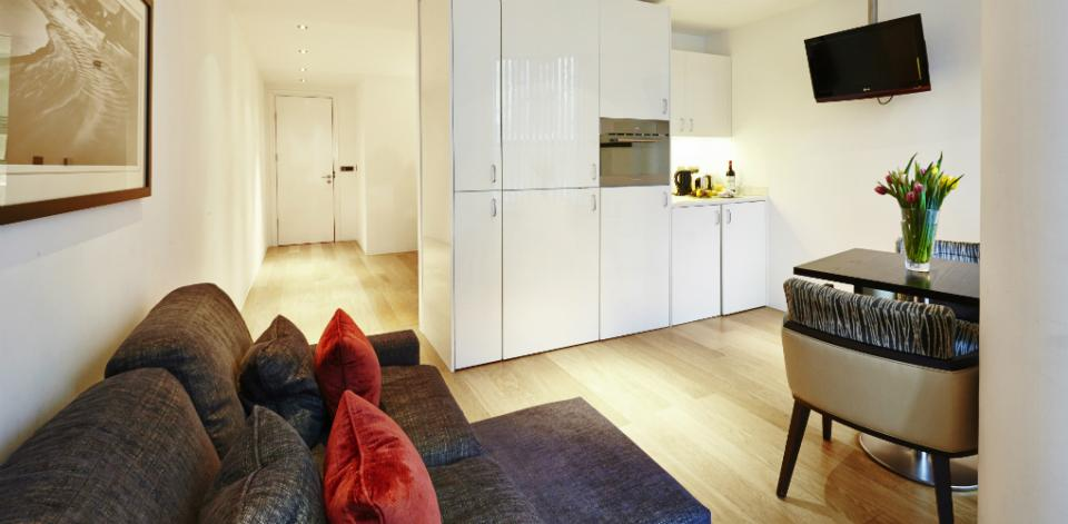 Tower Bridge Apartments Premium Studio