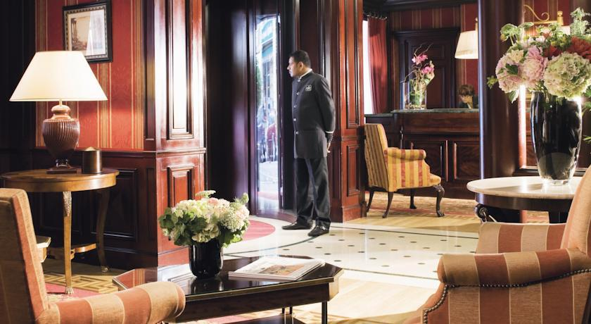 Franklin Roosvelt - Paris - Lobby  (2).jpg