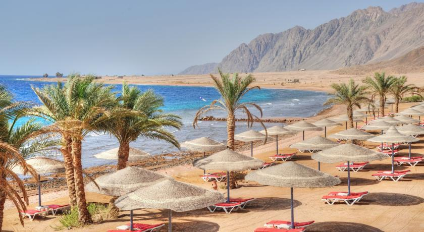 Ecotel Dahab Bay View Resort ,GCC
