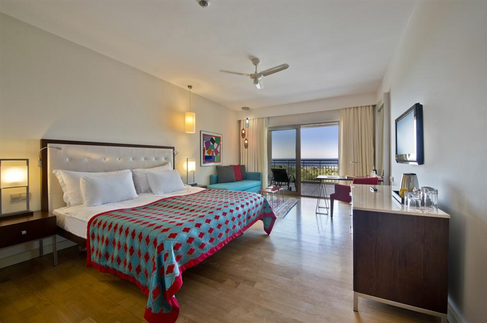 Barut Lara-Standard Side Sea View Room