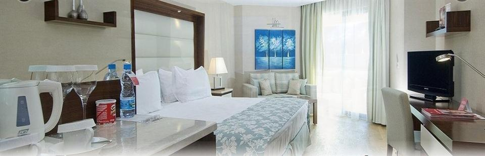 Ramada Plaza Antalya-Deluxe room