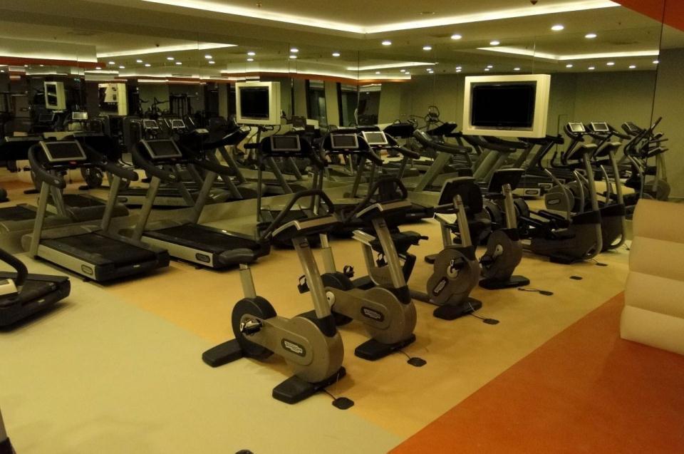 Ramada Plaza Antalya-Fitness