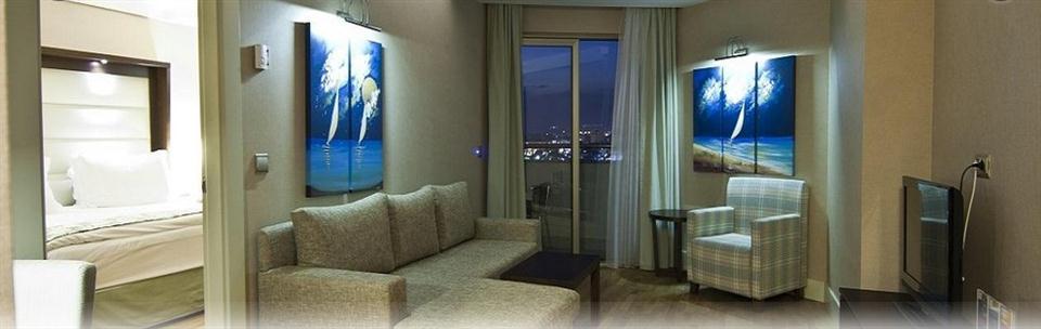 Ramada Plaza Antalya-Suite