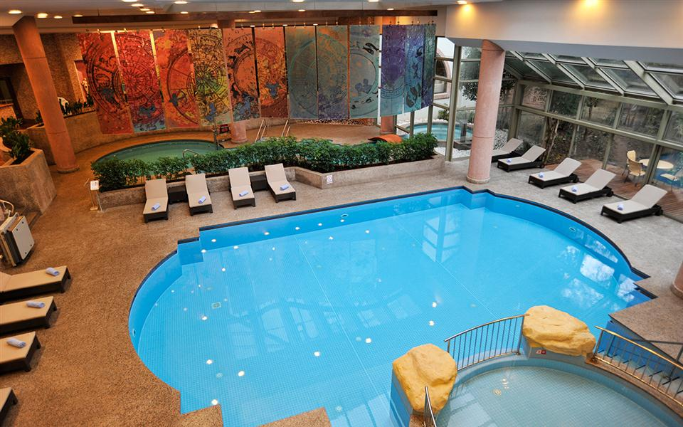 Gloria Verde resort-Indoor Pool