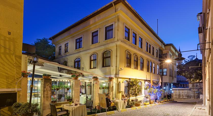 Arena Hotel - Istanbul - Facade.jpg