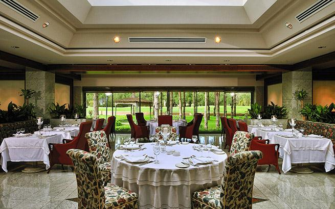 Gloria Verde resort-Select Restaurant
