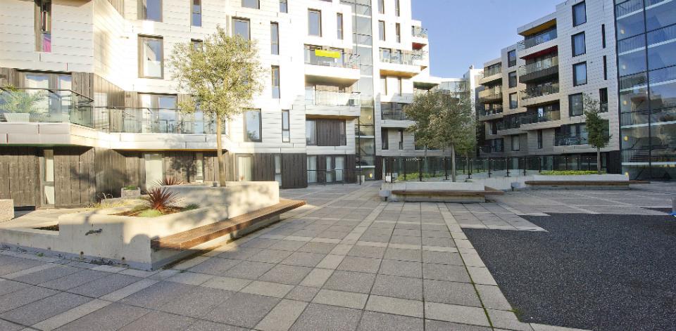 Webber Street Apartments - Exterior