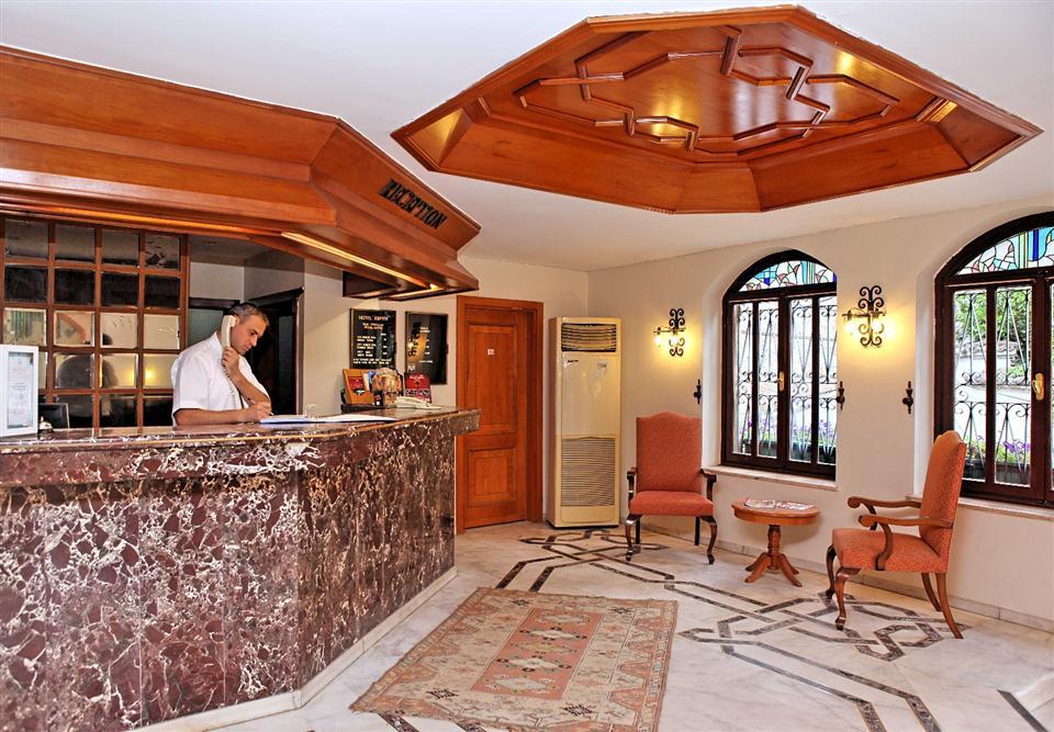 Aspen Hotel-Reception