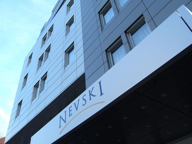 Nevski Hotel - Belgrade - Facade.jpg