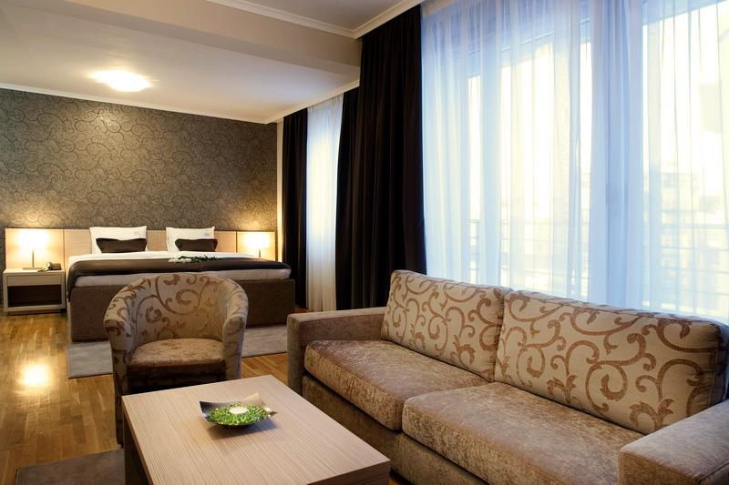 Nevski Hotel - Belgrade - Room 2.jpg