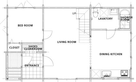 #floorplans 3 Bedroom Villa 1F
